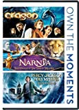 Eragon/The Chronicles Of Narnia: Voyage Of The Dawn Treader/Percy Jackson: The Lightning Thief by Fox Home Entertainment