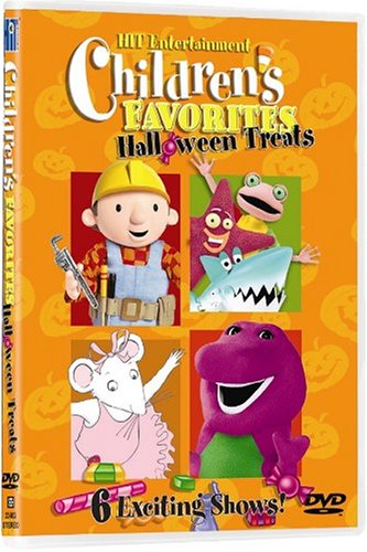 amazoncom halloween treats child fav childrens favorites movies tv