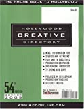 img - for Hollywood Creative Directory, 54th Edition book / textbook / text book