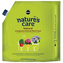 SCOTTS MIRACLE GRO Nature's Care Natural Evergreen and Shrub Food, 3-Lbs.
