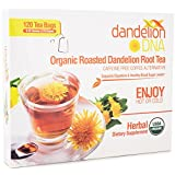 Dandelion Organic Roasted Dandelion Root Tea - 120 Teabags
