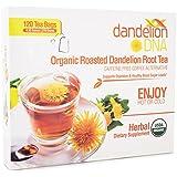 Dandelion Organic Roasted Dandelion Root Tea - 120 Teabags