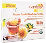#4: Dandelion Organic Roasted Dandelion Root Tea - 120 Teabags