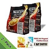 2-PACK Nescafé 3-in-1 ORIGINA