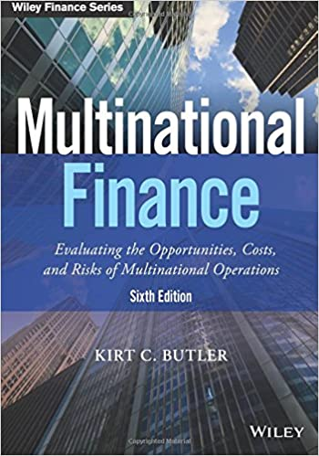 Multinational finance evaluating the opportunities costs and multinational finance evaluating the opportunities costs and risks of multinational operations wiley finance 6th edition fandeluxe Images