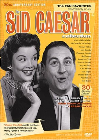 The Sid Caesar Collection - The Fan Favorites - 50th Anniversary Edition (Caesar Collection 5)