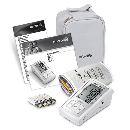 Microlife BP A3 Plus Antebrazo Automático - Tensiómetro: Amazon.es: Industria, empresas y ciencia