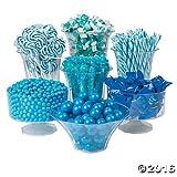 Blue Candy Buffet Assortment