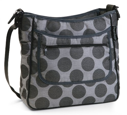 Peg Perego Borsa Diaper Bag, Pois Grey