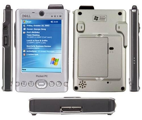Dell axim x30 pocket pc 624 mhz 64mb wi fi dcsua buy now freerunsca Images