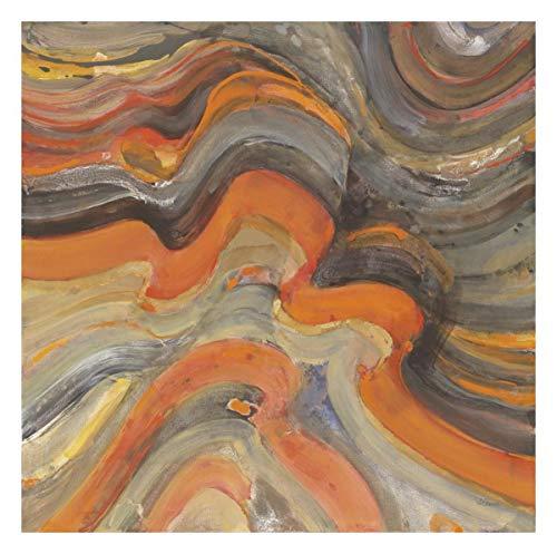 (Global Gallery Albena Hristova 'Floating Lava' Unframed Giclee on Paper Print 24