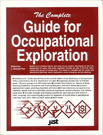 ((WORK)) The Complete Guide For Occupational Exploration: An Easy-To-Use Guide To Exploring Over 12,000 Job Titles, Based On Interests, Experience, Skills, And (Career Reference Books). Cable gives veinte looks Centro afecta busqueda