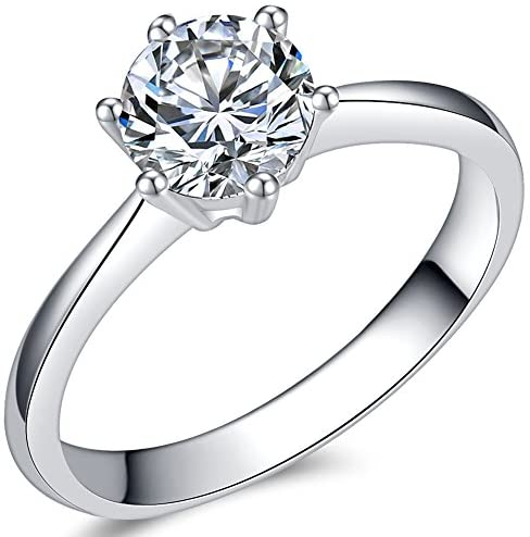 Jude Jewelers Classical Stainless Engagement product image