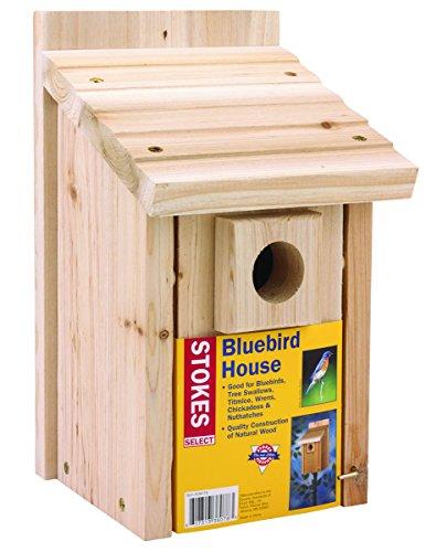 (Stokes Select Bluebird House Cedar)