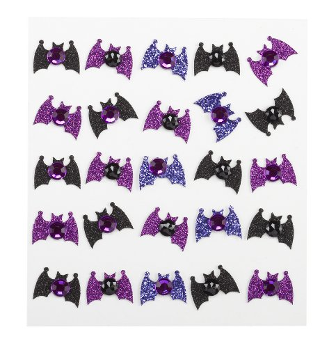 Jolee's Boutique Dimensional Stickers, Cute Bat