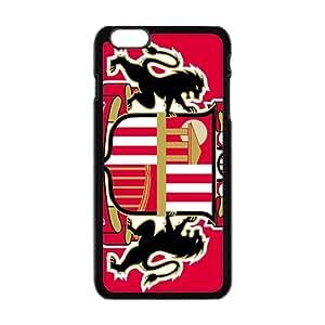 KJHI manchester united sunderland Hot sale Phone Case for iPhone 6 Plus