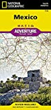 Mexico (National Geographic Adventure Map)