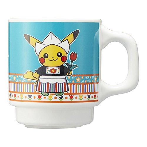 Pokemon Center Original mug cup Holand Pikachu