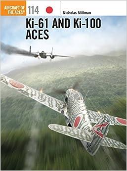 Book Ki-61 and Ki-100 Aces (Aircraft of the Aces)