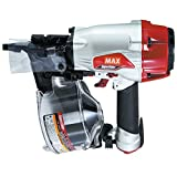 "MAX USA CORP. CN565S3""SuperSider"" Siding Coil Nailer"