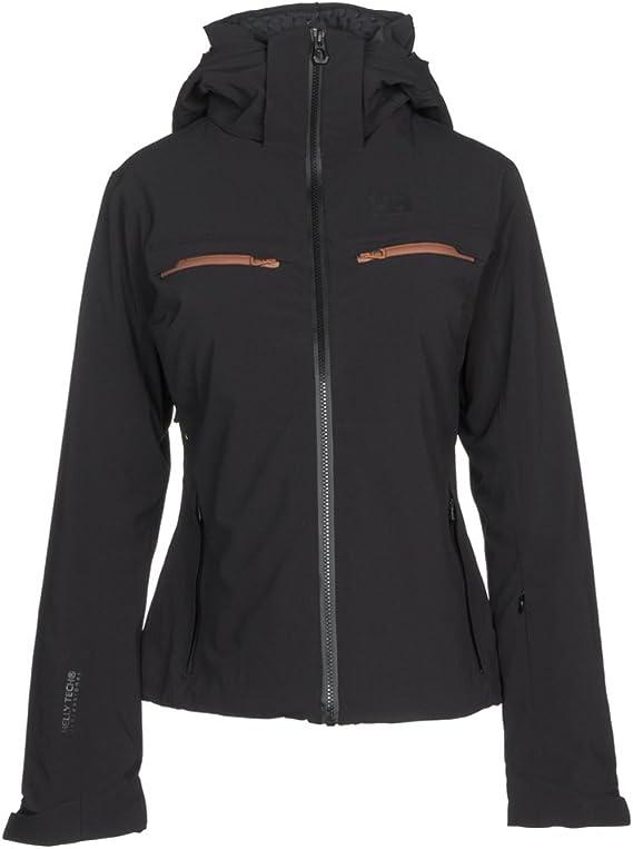 TALLA XS. Helly-Hansen W Alphelia Jacket Chaqueta De Esquí Impermeable Rell Mujer