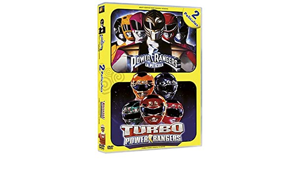 Amazon.com: Power Rangers + Turbo Power Rangers (Import Movie) (European Format - Zone 2) (2011) Karan Ashley; Johnny Y: Movies & TV