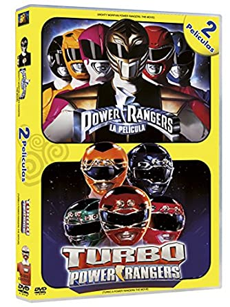 Power Rangers + Turbo Power Rangers (Import Movie) (European Format - Zone 2