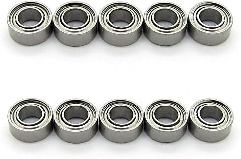 10 Bearing S683ZZ 3mm Outer Diameter 7mm Metric Ball