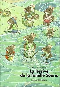 """Afficher """"La Lessive de la famille Souris"""""""