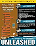 img - for Vbscript Unleashed book / textbook / text book