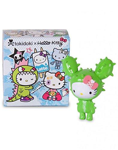 Tokidoki x Hello Kitty 2.5-inch Vinyl Figure - Sandy Kitty Cactus Friends (Cactus Figure Friends Vinyl Tokidoki)
