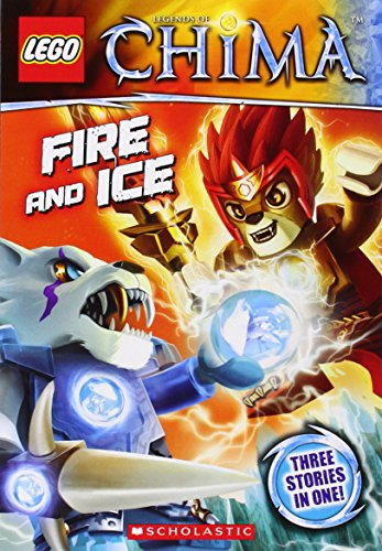 Ice Legend - LEGO Legends of Chima: Fire and Ice (Chapter Book #6)