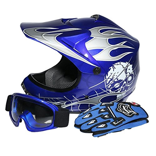 quad helmets for youth - 2