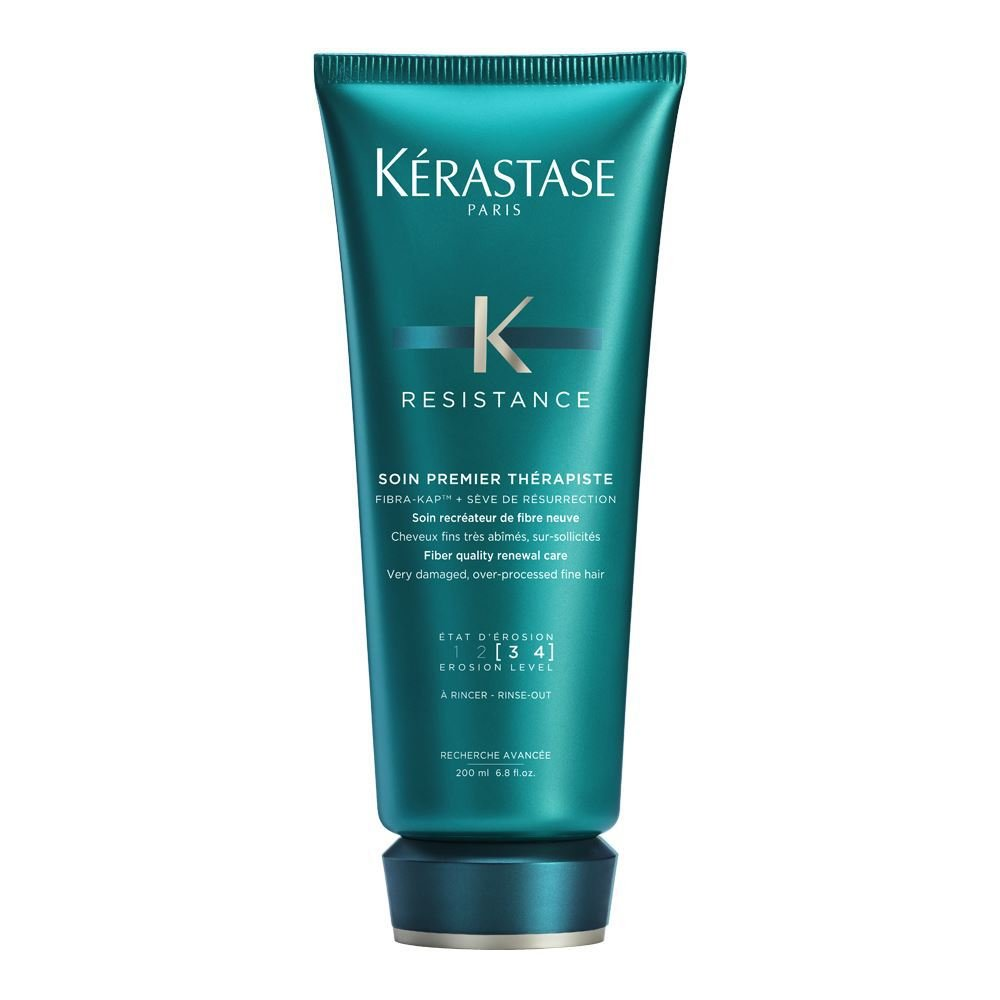 Kerastase Resistance Soin Premier Therapiste Fiber Quality Renewal Care, 6.8 Ounce by KERASTASE