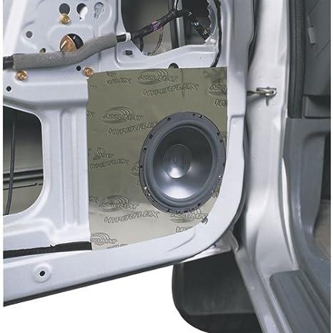 Scosche Amt060Hfsk Accumat Hyperflex Sound Dampening Material Speaker Kit