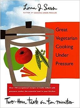 Book Great Vegetarian Pressure Cooking