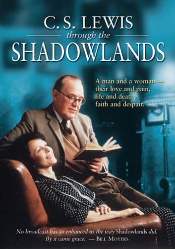 C.S. Lewis Through the Shadowlands - DVD Image
