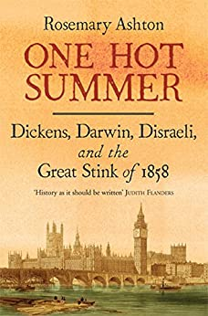 One Hot Summer: Dickens, Darwin, Disraeli, and the Great Stink of 1858 by [Ashton, Rosemary]