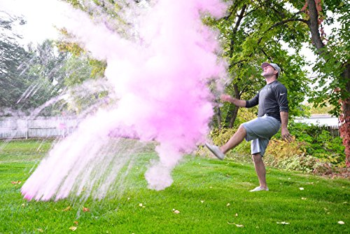 Gender Reveal Football (Blue Powder) by BabyKees LLC (Image #1)