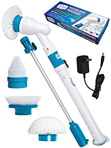 Amazon Com Power Spin Scrubber Cleaning Brush Upgraded