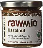 Rawmio Hazelnut Chocolate Butter 6 oz Jar