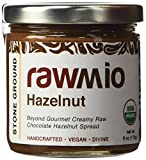 Rawmio Hazelnut Chocolate Butter 6 oz Jar