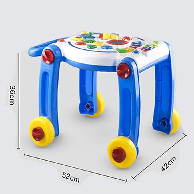Walker Infant Stroller Multi-función antirremolque Power Booster ...