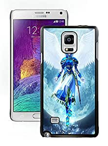 New DIY Personalized Valkyrie Profile Samsung Galaxy Note 4 Black Phone Case CR-674