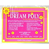 Quilters Dream Select White Poly Throw Batting