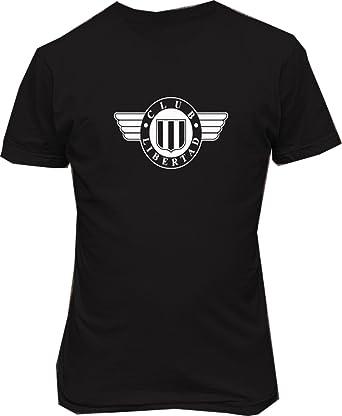 club libertad Paraguay Futbol Camiseta T shirt Soccer (small)