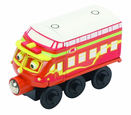 TOMY LC56035A Chuggington Wooden Railway