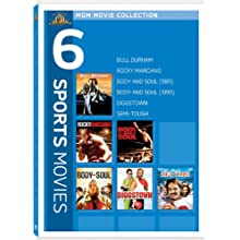 MGM Movie Collection - 6 Sports Movies (Bull Durham / Rocky Marciano / Body and Soul [1981] / Body and Soul [1999] / Diggstown / Semi-Tough) (2010)
