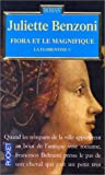 Front cover for the book La Florentine, Tome 1 : Fiora et le Magnifique by Juliette Benzoni