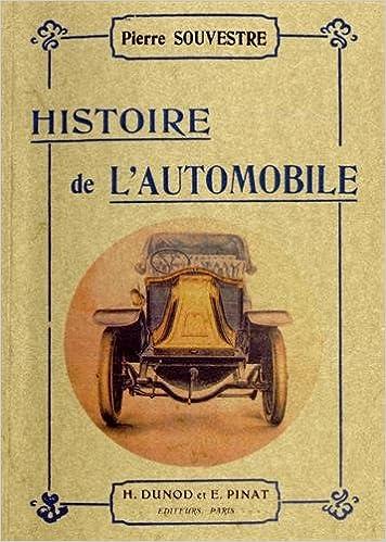 Livre Histoire de l'automobile pdf